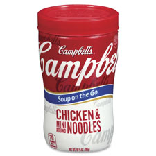 Marjack Campbell's Soup At Hand Soup