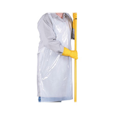 Bunzl Smooth Polyethylene Apron