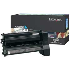 Lexmark C7700CS Series Print Cartridge
