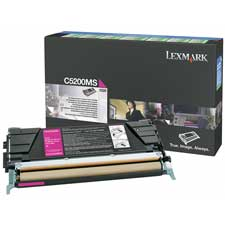 Lexmark C5200 Series Toner Cartridges