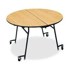Hon Round Cafeteria Tables