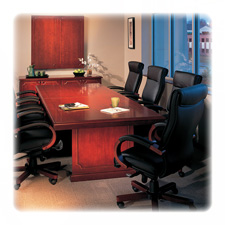 Mayline Toscana Veneer Conference Tables