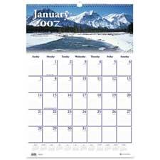 Doolittle Scenic Wall Calendars