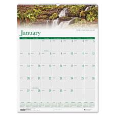 Doolittle Waterfall Wall Calendar