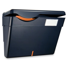 Officemate Security Wall File w/Cover