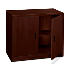 Hon 10500 Series Laminate Storage Cabinets