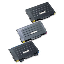 Samsung CLP510D5C/M/Y/7K Toner Cartridges