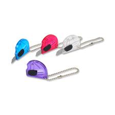 Baumgartens Translucent Mini Cutter Key Chain