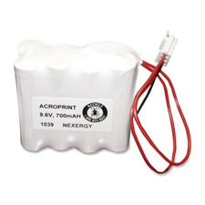 Acroprint NiCd Battery Pack