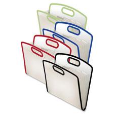 Globe Weis 7-Pocket Tote Folio File