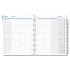 At-A-Glance Outlink Monthly Planner Refills