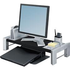 Fellowes Flat Panel Adjustable Height Workstation