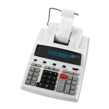 Compucessory 14-Dgt Commercial 2-Color Calculator