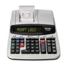 Victor 12-Digit Thermal Printing Calculator