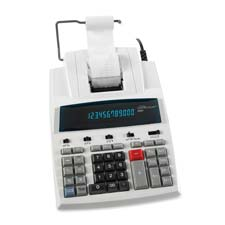 Compucessory 12-Dgt Commercial 2-Color Calculator
