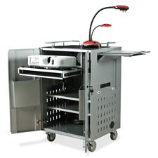 Balt Locking Steel AV Folding Cart