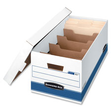 Fellowes Bankers Box R-Kive Divider Boxes