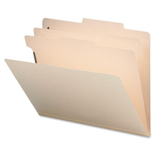 Sparco 2-Divider Classification Folders