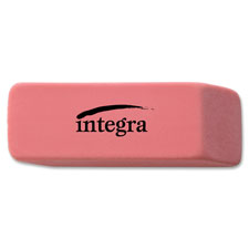 Integra Pink Pencil Erasers