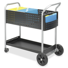 Safco Scoot Mail Carts