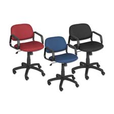 Safco Cava Collection Mid-back Task Chairs