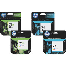 HP CB335/36/37/38WN Ink Cartridges