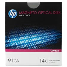 HP 5.25' Rewritable Optical Disk