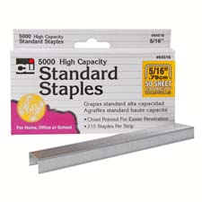 Charles Leonard Standard Chisel Point Staples