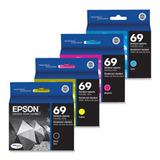 Epson T069120/220/320/420 Ink Cartridges