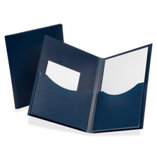 Esselte Oxford Double Stuff Twin Pocket Folders