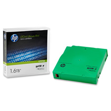 HP LTO4 Ultrium 1.6TB Data Rewritable Cartrdige
