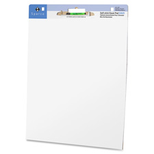 "Self-stick easel pad, 25""x30"", 30 sh, 2/ct, we, sold as 1 carton, 50 roll per carton"