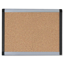 Lorell Signature Series Cork Bulletin Boards