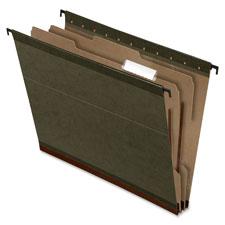 Esselte 2-Partition Hanging Classification Folders