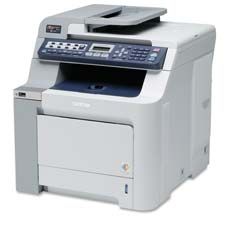 Brother Color Laser Multifunction Center