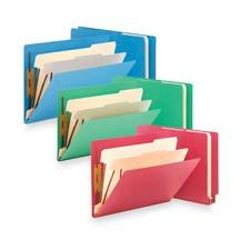 Smead Manila and Colored Classification Folders