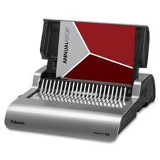 Fellowes Quasar Comb Electric Binding Machine