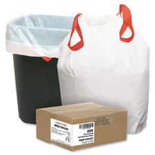 Webster 13 Gallon Drawstring Trash Bags