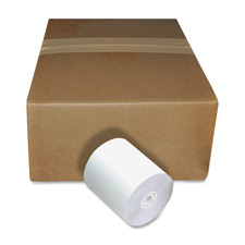 PM Company 2-ply White/Canary Carbonless Rolls