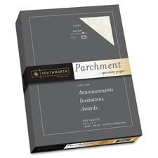 Southworth 32lb Parchment Specialty Paper