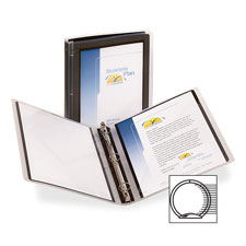 Avery Round Ring Flexi-View Binders