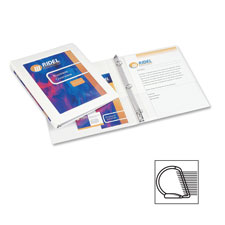 Avery Non-Locking D-Ring Framed View Binders