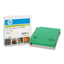 HP LTO4 Ultrium WORM Cartridge