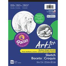 Pacon Medium Weight Sketch Pads