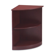 Mayline Quarter Round Bookcases