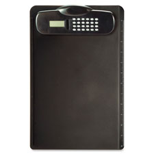 Officemate Plastic Clipboard w/ Calculator