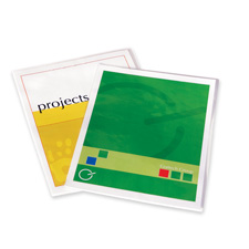Fellowes Self-Adhesive Laminating Pouches