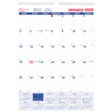 Rediform 1PPM Monthly Wall Calendars
