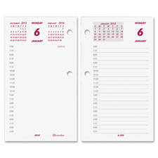 Rediform C2S Daily Desk Calendar Stand