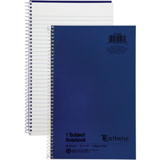 Ampad Wirebouond College Ruled Notebook